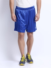 Nike Blue Academy Jaquard     Football  Shorts