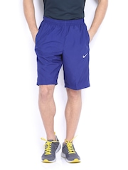 Nike Men Blue Shorts