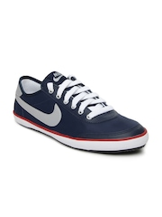 Nike Men Blue Sweeper Textile Casual Shoes