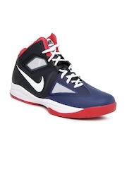 Nike Blue Zoom BoRun Ready    Basketball  Sports Shoes