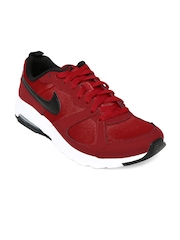 Nike Men Red Air Max Muse Sports Shoes