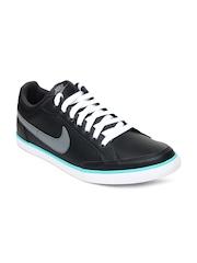 Nike Men Black Capri III Low Lthr Casual Shoes