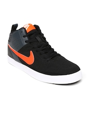 Nike Men Black LITEFORCE III MID Casual Shoes