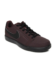 Nike Men Burgundy Dynasty Lite Low Casual Shoes
