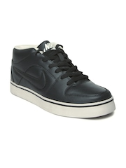 Nike Men Dark Blue Liteforce II Mid Casual Shoes