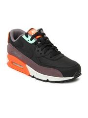 Nike Men Black Air Max 90 Essential Sports Shoes