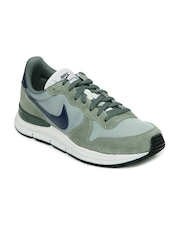 Nike Men Green Luna Internationalist Casual Shoes