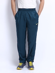 Nike Men Green Track Pants