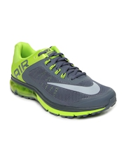 Nike Men Grey Air Max Excellerate+ 2 Running Shoes