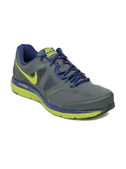 Nike Men Grey Dual Fusion Lite 2 Msl Sports Shoes