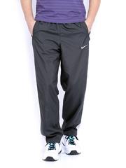 Nike Men Grey Track Pants