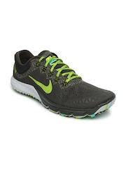 Nike Men Grey Zoom Terra Kiger 2 Sports Shoes