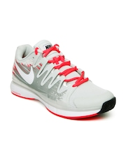 Nike Men Grey Zoom Vapor 9.5 Tour Sports Shoes