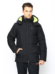 Nike Men Black EM Alliance 550 Jacket