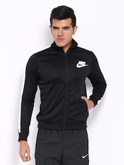 Nike Men Black Sweatshirt