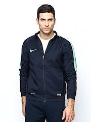 Nike Men Navy Football Jacket