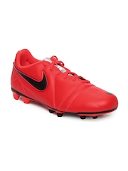 Nike Men Red CTR360 Enganche III FC Sports Shoes