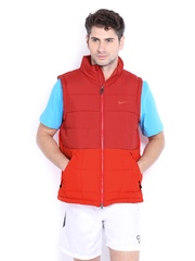 Nike Red Alliance Vest-550     NSW  Jackets
