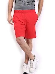 Nike Men Red Shorts