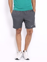 Nike Men Dark Grey Shorts