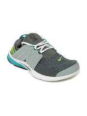 Nike Men Grey Lunarpresto Sports Shoes