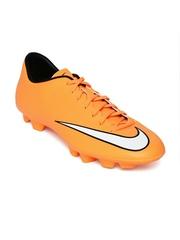 Nike Men Orange Mercurial Victory V HG-V Football Shoes