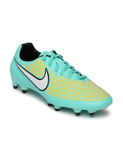 Nike Men Sea Green Magista Orden FG Football Shoes