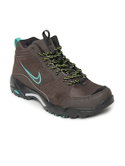 Nike Brown Salbolier Mid     NSW  Sports Shoes