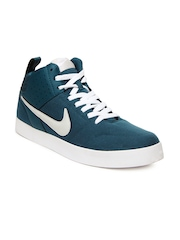 Nike Blue Liteforce III Mid In   NSW  Casual Shoes