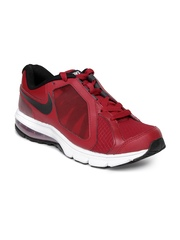 Nike Men Red Air Max Vista Running Shoes