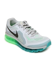 Nike Men Grey Air Max 2014 Sports Shoes