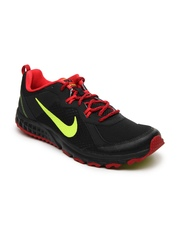 Nike Men Black Wild Trail Running Shoes