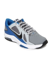 Nike Grey Air Max Crusher    Training  Sports Shoes