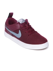 Nike Men Maroon Liteforce III Casual Shoes