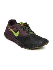 Nike Black Zoom Wildhorse 2    Running  Sports Shoes