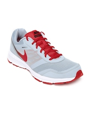 Nike Men Grey Air Relentless 4 MSL Running Shoes