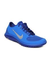 Nike Men Blue FS Lite Run Sports Shoes