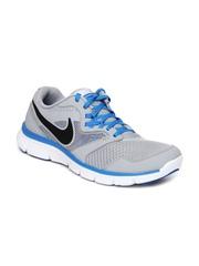 Nike Grey Flex Experience Run 3   Running  Sports Shoes
