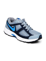 Nike Grey Air Profusion Ii In   Running  Sports Shoes