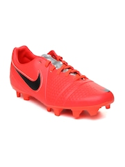 Nike Red Ctr360 Libretto III Fg   Football  Sports Shoes
