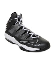 Nike Men Black Air Max Stutter Step Sports Shoes
