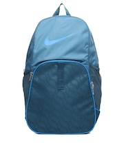 Nike Men Teal Blue Brasilia 6 XL Backpack
