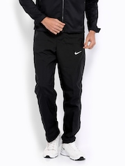 Nike Men Black Track Pants