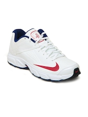 Nike Men White Potential Sports Shoes