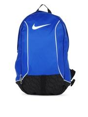Nike Unisex Blue Brasilia 6 Backpack