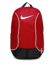 Nike Unisex Red Brasilia 6 Med Backpack