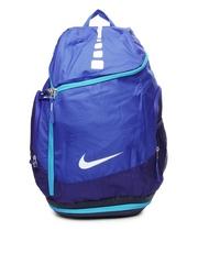 Nike Unisex Blue Hoops Elite Max Air Team Backpack