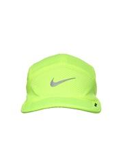 Nike Unisex Fluorescent Green Cap