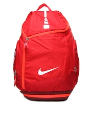 Nike Unisex Red Hoops Elite Max Air Team Backpack