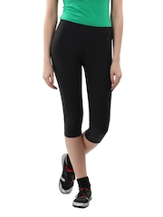 Nike Women Black AS Legend 2.0 TI POLY Training Capris